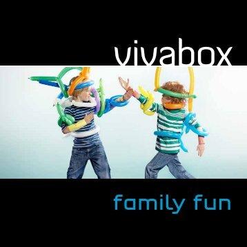 family fun - Vivabox
