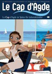 Le Cap d'Agde ist Spitze für Lebenskünstler - Office de tourisme du ...