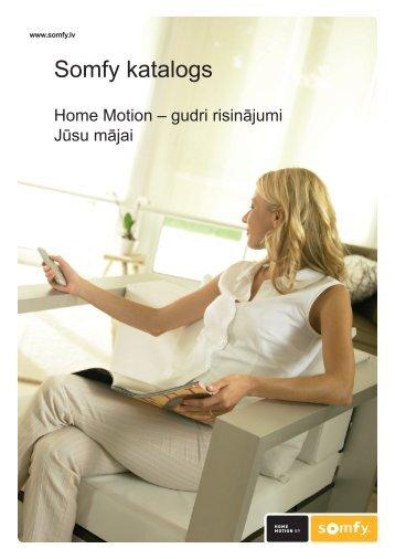 Somfy katalogs
