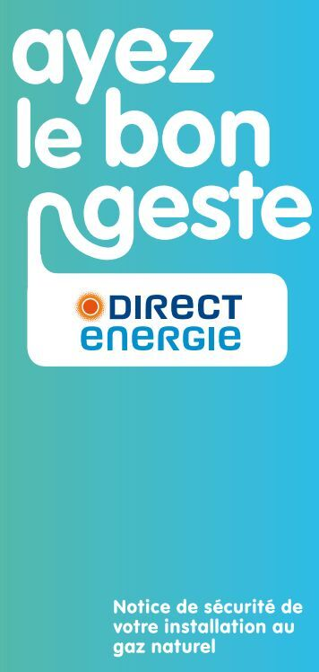 R gles g n rales pour les installations gaz naturel vin otte - Direct energie simulation ...