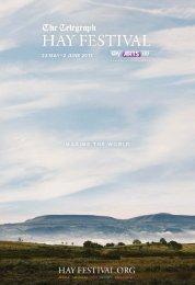 Programme - Hay Festival