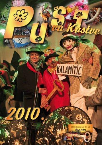 Glas kastavski 55 pust2010.pdf - Grad Kastav