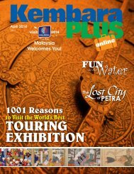 Kembara PLUS online edisi April 2014