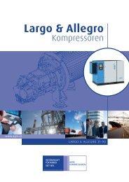 Spezialkatalog Largo & Allegro 31-90 - AGRE Kompressoren