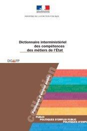 les compétences - Emploipublic.fr