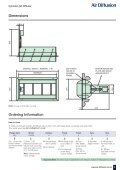 Cylinder Jet Diffuser - Air Diffusion - Page 3