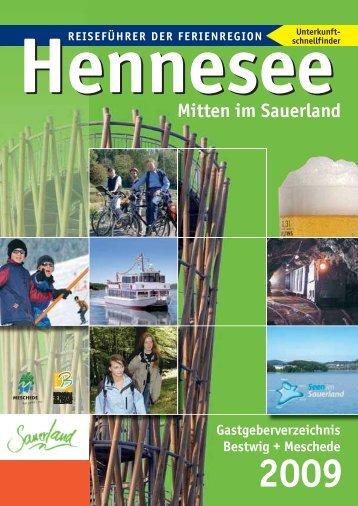 Hotels Sauerländer Besucherbergwerk - Hennesee