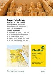 Ägypten »tutanchamun«