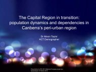 Population dynamics and linkages in the C+1 Region [ PDF 1.1MB]
