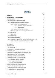 capitulo 3 arquitectura orientada a servicios - Repositorio UTN