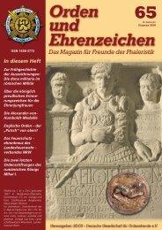 Die dona militaria im römischen Militär - Deutsche Gesellschaft für ...