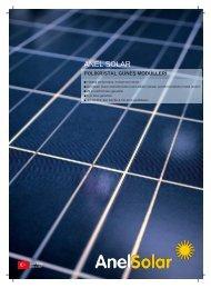 ANEL SOLAR - Solar Bazaar