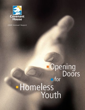 2009 Annual Report (PDF) - Covenant House