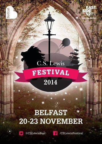112855 CS Lewis Festival 2014 Programme FINAL_0