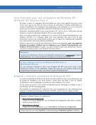 Windows XP Service Pack 3 - Purkinje