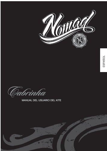 MANUAL DEL USUARIO DEL KITE ESPAÑOL - Cabrinha