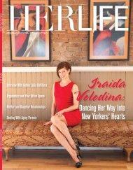 Iraida Volodina - HERLIFE Magazine