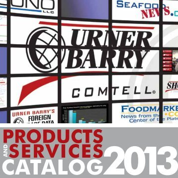 CATALOG - Urner Barry Publications, Inc.