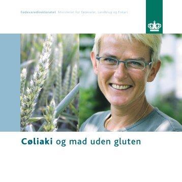 Cøliaki og mad uden gluten - Orbit