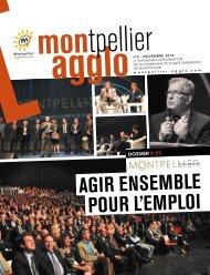 MONtpellier AGGLO MAG' n° 6 - novembre 2012