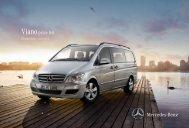 Vianoprice list - Mercedes-Benz