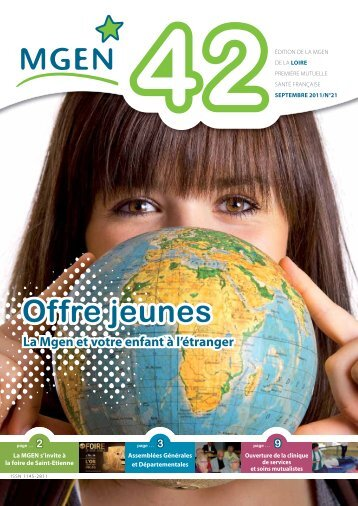 Septembre 2011 - MGEN