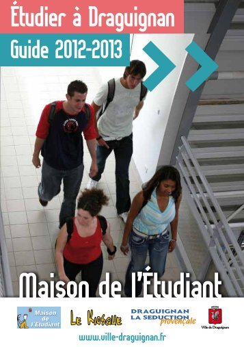Le Guide de l'Etudiant - Draguignan