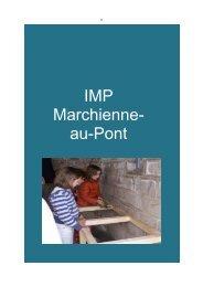 Marchienne-au-pont - Réseau IDée