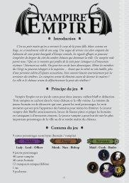 Vampire Empire - White Goblin Games