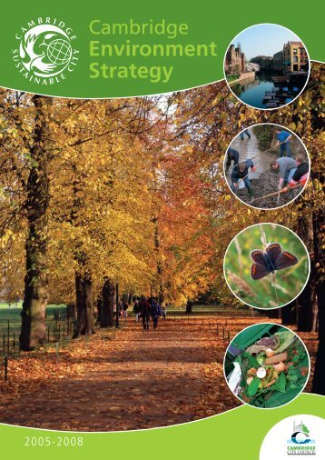 Environment Strategy - Cambridge City Council