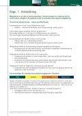 Miljøplan for Sandnes 2011-2025 - Sandnes Kommune - Page 5