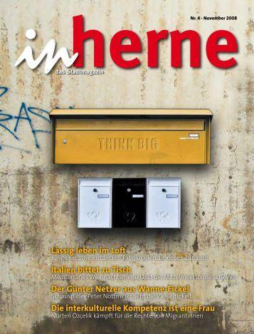 November 2008 - Stadt Herne