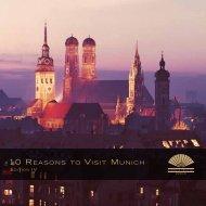 10 REASONS TO VISIT MUNICH