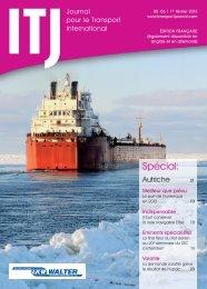 Lire maintenant - ITJ | Transport Journal