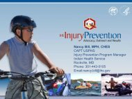 Indian Health Service - Safe Kids Worldwide