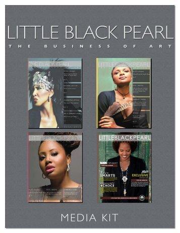 Download Media Kit - Little Black Pearl