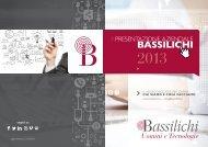 scarica il PDF della presentazione - Bassilichi