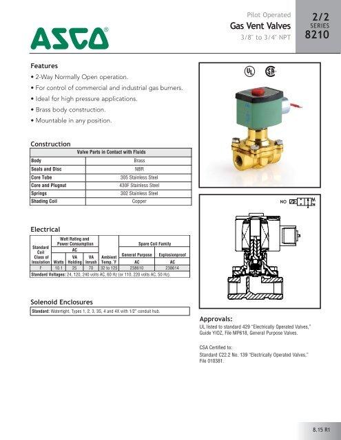 Asco Solenoid Valve Wiring Diagram from img.yumpu.com