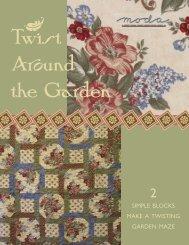 A Twist Around the Garden FINAL.indd - Quilting Board