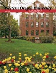 Spring 2007 - Western Oregon University