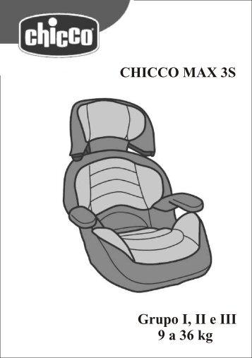 manual de instruções - Chicco