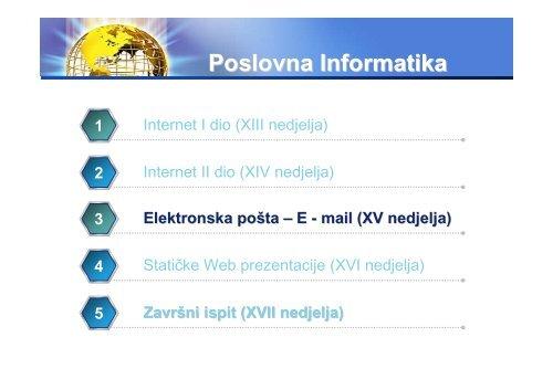 internet e-pošta prvi e-mail