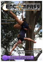 Issue 18, April 2010 - Goodna Scout Group - Scouts Queensland