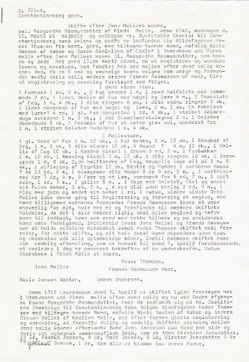 Dokument 16 - Ormslev Kolt