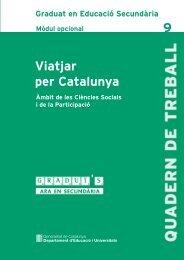 viatjar per catalunya - Generalitat de Catalunya