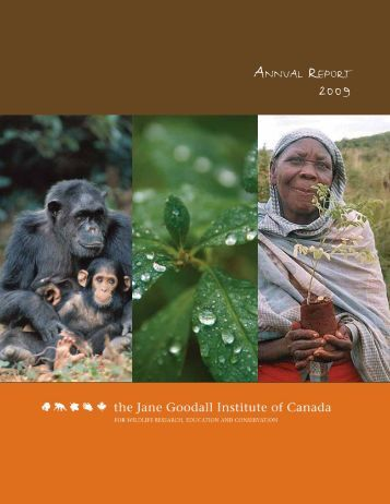 Read - the Jane Goodall Institute of Canada