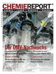 Chemiereport 2006/03