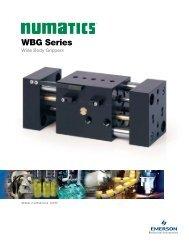 WBG Series - Numatics