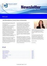 WJ-Newsletter 04   2010 - Wirtschaftsjunioren Offenbach am Main eV