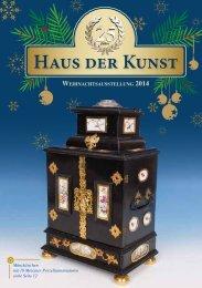 Weihnachtsausstellung 2014